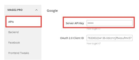 console api key how to generate a server api key in the developers
