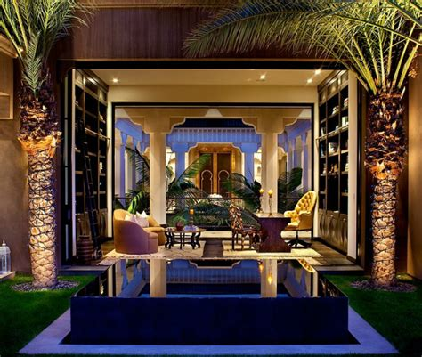 spectacural moroccan style residence in l a decor advisor