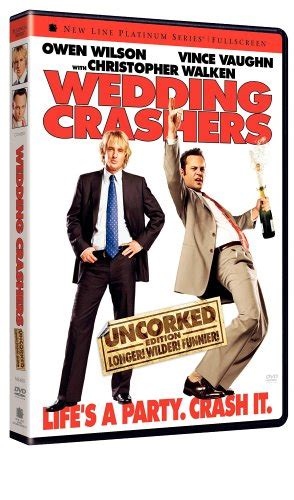 Wedding Crashers Rating by Wedding Crashers 2005 Dvd Hd Dvd Fullscreen