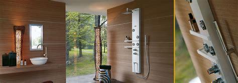 colonne idromassaggio per doccia colonne doccia paretine doccia idromassagio multifuzione