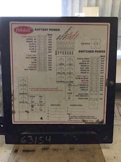 ge peterbilt  wiring diagram  peterbilt