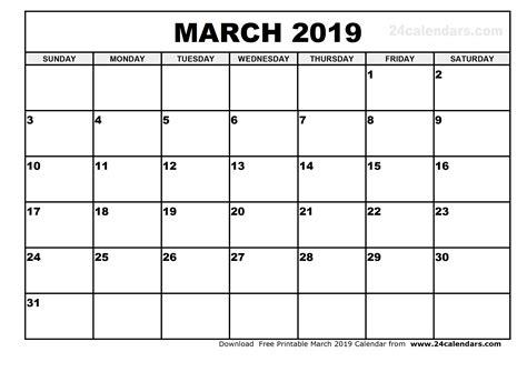 march 2019 calendar word blank printable march 2019 calendar qualads