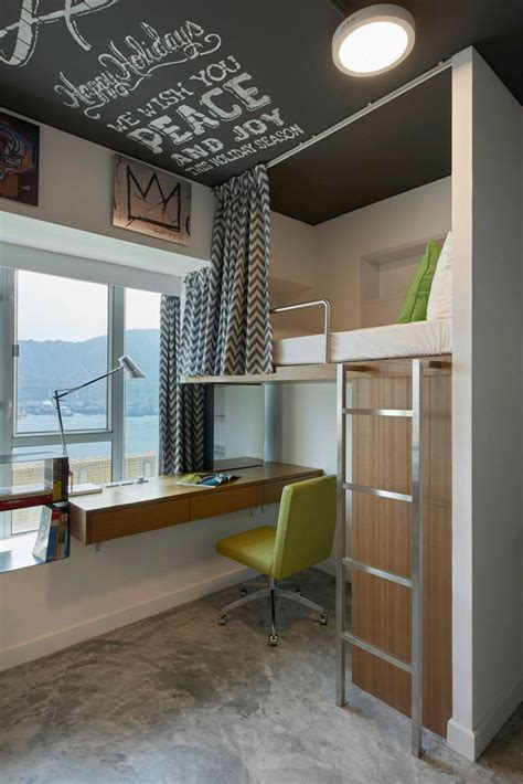 Bunk Bed Hong Kong Student Apartment Complex Revitalizes Space Efficiency Student Apartment Lofts And Students