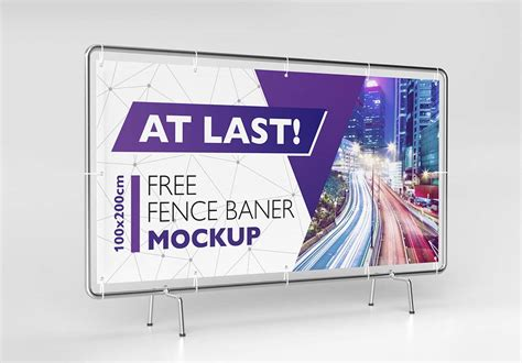 design banner mockup outdoor booth banner mockup mockupworld