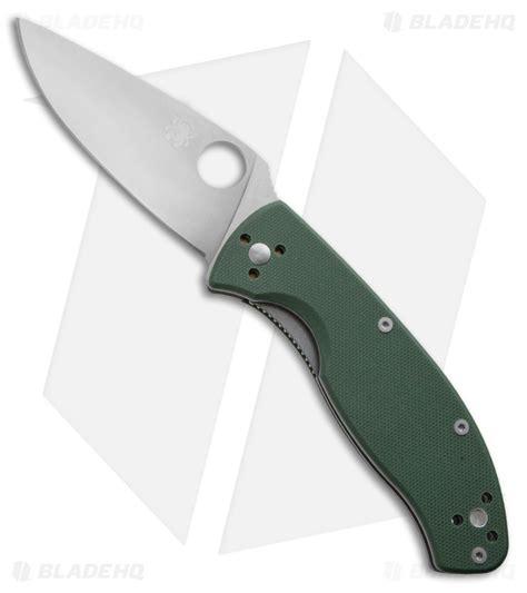 spyderco wallet knife spyderco tenacious liner lock knife green g 10 3 375