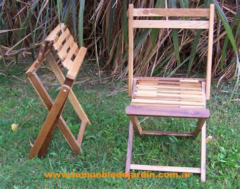 banquetas plegables tus muebles de jardin banquetas silla plegable