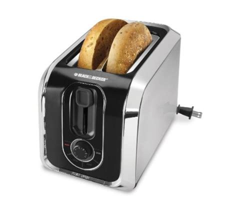 Black Decker Tr1400sb 4 Slice Stainless Steel Toaster Two New Retractable Cord Toasters Unfurled Beyond The