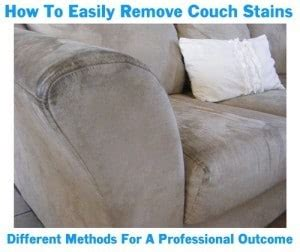 how to clean your couch yourself remove sofa stains removeandreplace com