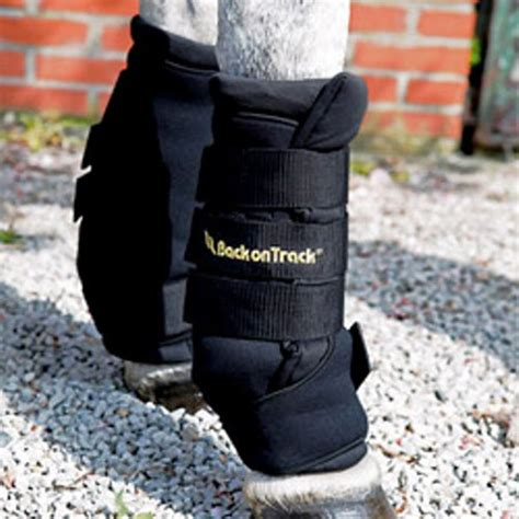 Back On Track Pillow Wraps by Back On Track Therapeutic Royal Leg Wraps