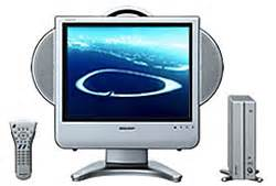 Ganti Lcd Tv Sharp Sharp Lcd Fernseher Lc 15l1e Tv Mobility