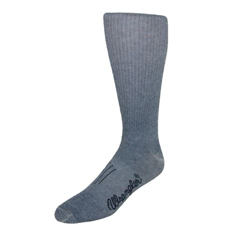 mens the calf boot sock 3 pair pack by wrangler