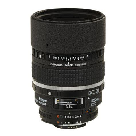 Nikon Af Dc 105mm F nikon af dc 105mm f 2d lens miyamondo