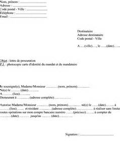 Modèle Lettre De Procuration Retirer Diplome Modele Procuration Pour Retirer Un Diplome Document