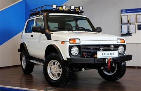 Lada Offroad московский дилер Lada предлагает внедорожную Lada 4 215 4 Road
