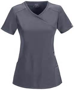 Infinity Uniforms Infinity S Mock Wrap Scrub Top 2625a