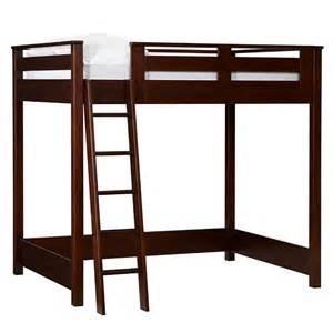 Loft Bed Frame Designs Build A Loft Bed For Your Room