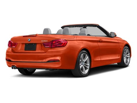 Bmw 1 Series Base Price by New 2018 Bmw 4 Series 430i Convertible Msrp Prices