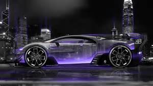 Bugatti City Bugatti Vision Gran Turismo Side City Car