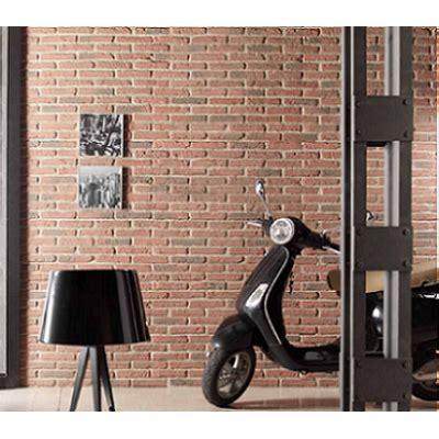 muri finti per interni pannelli decorativi per pareti finto mattone colori vari