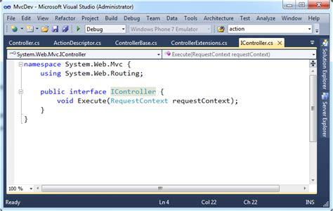 scottgu s search and navigation tips tricks with visual studio