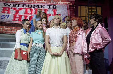 entradas grease madrid grease quot el musical quot fibes sevilla centro de congresos y