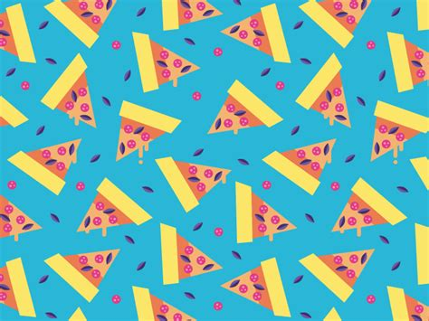pattern cute illustrator how to make a colorful pizza pattern in adobe illustrator