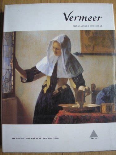 vermeer biography book jan vermeer library of great painters association for