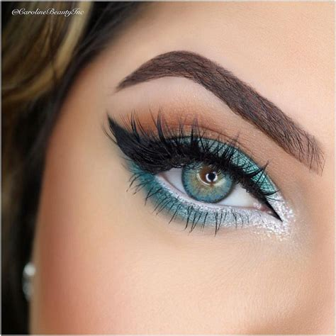 colors that bring out brown 20 best ideas about aqua eyeshadow on brown