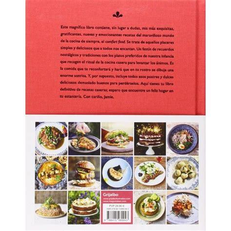 libro cocina de jamie oliverla libro comfort food jamie oliver recetas de cocina casera