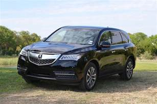 Used 2015 Acura Mdx 2015 Acura Mdx Overview Cargurus