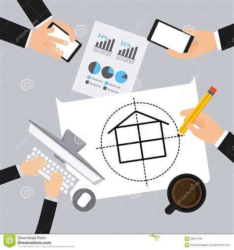 design concept construction construction concept stock vector image 59047790