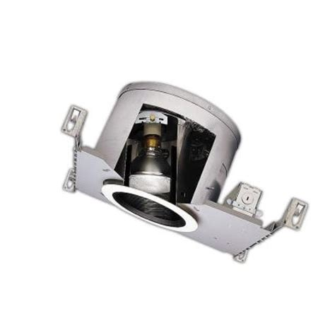 halo 6 in aluminum recessed lighting with sloped ceiling
