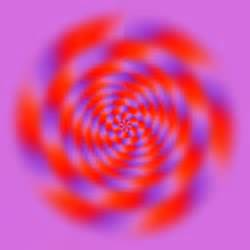 color optical illusions color therapy by optical illusion images