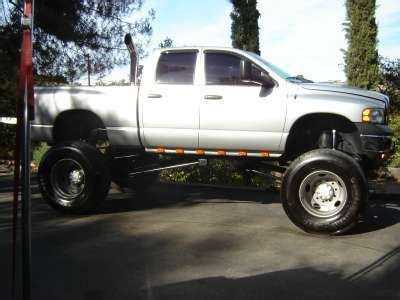 how it works cars 2004 dodge ram 2500 electronic valve timing purchase used 2004 dodge 2500 diesel 6spd all custom in fallbrook california united states