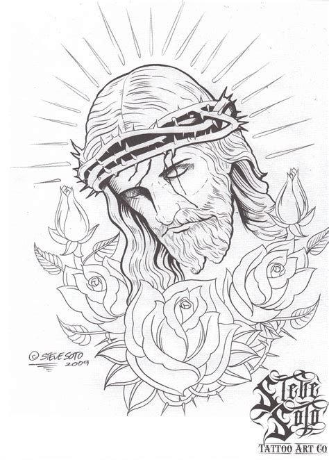 jesus tattoo template sketchy sketch tattoo designs sketch coloring page
