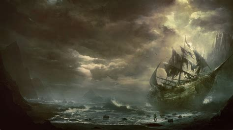 sea pirate wallpapers best wallpapers