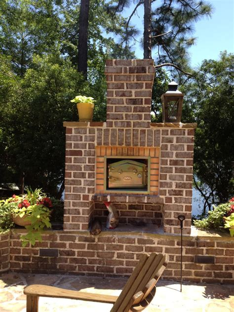 backyard brick pizza oven outdoor pizza oven pictures