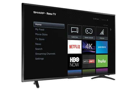 time  cord cutters  embrace  smart tv techhive