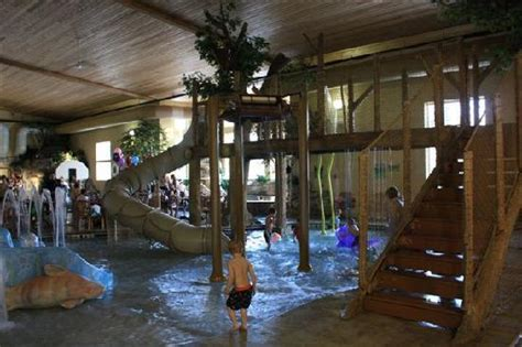 thumper pond roof collapse pictures lazy river picture of thumper pond resort ottertail