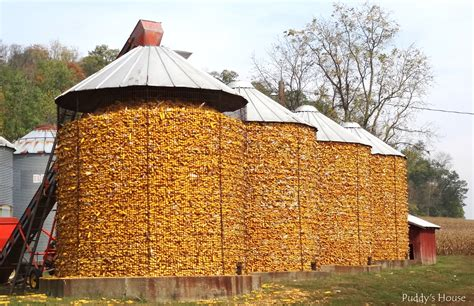 Corn Crib Pictures by Industrial History Corn Pickers And Cribs