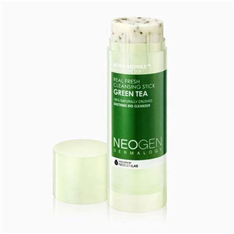 Neogen Real Fresh Green Tea Cleansing Stick 80gr neogen dermalogy real fresh cleansing stick rank style