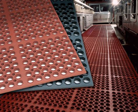 buy restaurant kitchen floor mats and perforated restaurant matting