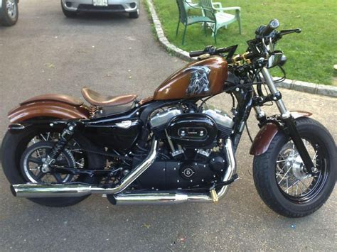 2010 Harley Davidson 48 For Sale by 2010 Harley Davidson Sporster Fourty Eight 48 For Sale On