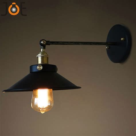 kitchen wall light fixtures aliexpress com buy vintage wall l sconces lights for bathroom kitchen wall mount l e27