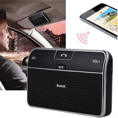 Edup Bluetooth V4 0 Vehicle Speakerphone With Talking Funtion B3506 Wireless Bluetooth Car Kit Vehicle Speakerphone V4 0 Multipoint Sun Visor Speaker For