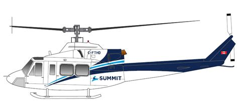 Heli Bell 412 Ep bell 412sp summit helicopterssummit helicopters