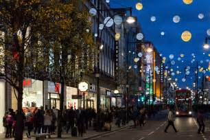 christmas shopping on oxford street ucl the survey of london