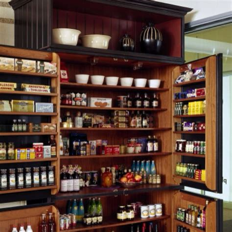Kitchen Pantry Storage Ideas Pantry Idea Ideas For House Pinterest Pantry Ideas