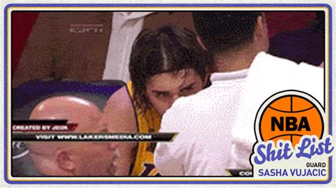 Deadspine Mba by Deadspin S Nba List Vujacic The Infernal Machine