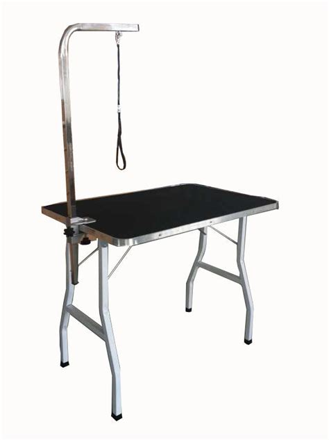 grooming tables for dogs mcombo new large 36 quot pet grooming table w arm noose
